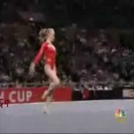 Shawn Johnson Nastia Liukin Alicia Sacramone and Samantha Peszek Thriller