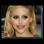 Brittany Murphy Photoshop Makeover
